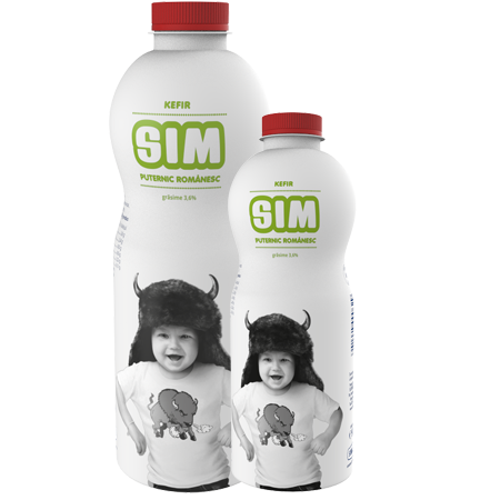 Produse Kefir - Lactate SIM